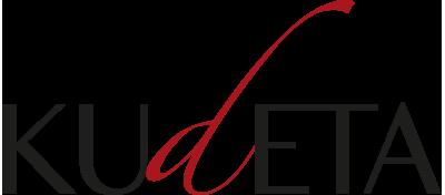 Logo de Kudeta, agence de communication spécialisée en tourisme, à Grenoble
